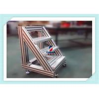 Quality 6063 6063 6061 Industrial Aluminum Profile With Thickness >0.8mm for sale