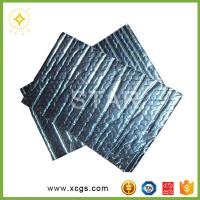 Quality Double Sided Aluminum Foil Bubble Thermal Insulation Material Reflective Foil Insulation For building for sale