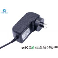 Buy 12V 2A Multi Plug Interchangeable Plug Power Adapter For CCTV Camera Monitor at wholesale prices
