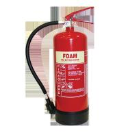 Quality High Efficiency Hand Held Fire Extinguisher , 4L Portable Fire Extinguishers For Hospital for sale