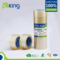 Buy cheap packaging use color transparent adhesive tape with cheap price from wholesalers