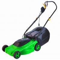 Quality Automatic Garden Electric Mowers , Electric Rotary Lawn Mower Auto - Rechargeable Batteries for sale
