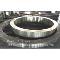 Quality Pressure Vessel Stainless Retain Forged Steel Rings Heat Treatment for sale