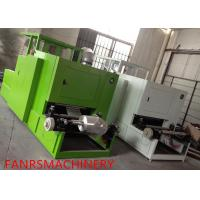 Quality CE Automatic Aluminum Flexible Duct Making Machine with PLC Control Panel Board for sale
