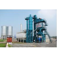 Buy 45 Seconds Mixing Cycle Bitumen Mixing Plant , Remote Control Aggregate Asphalt at wholesale prices