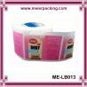 Buy cheap High Quality Printing Custom Adhesive Printed Waterproof Logo Labels/Paper from wholesalers