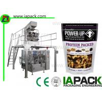Quality Automatic Nuts Doypack Packing Machine With Zipper for sale