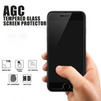 Quality Ultra Clear Anti Fingerprint Iphone 7 Glass Screen ProtectorBubble Free Installation for sale