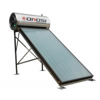 Quality Color steel covered appearance compact unpressurized solar water heaters for sale