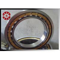 Quality C3 Clearance Single Row Brass Cylindrical Rolling Bearings NU1048ECM for sale