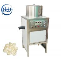 Quality Small Electric Garlic Processing Equipment , Automatic Garlic Peeling Machine for sale