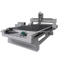 Buy 4 Axis CNC Wood Engraving Machine with Rotary Axis Fixed in X-axis at wholesale prices