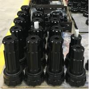 Quality Atlas Copco Mining Rock Drill Bit High Pressure Tungsten Carbide 85-305mm Diameter for sale