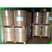 Quality Woodfree Offset White Printing Paper , 60 Gsm - 200gsm Bond Sheet Paper for sale