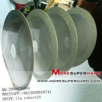 Buy cheap Electroplating Diamond Cutting Discs for FRP,Electroplating diamond cutting disks from wholesalers