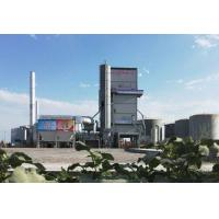 Buy 4000 Type Hot Mix Asphalt Plant With Auto Ignition Burner Interlock Protection Function at wholesale prices