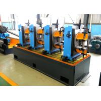 Quality High Frequency Square Tube Mill , Durable Welded Pipe Making Machine for sale