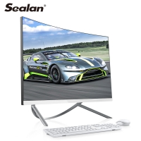 Quality Ultra Thin Brightness 300cd/M2 Gaming AIO PC Display Color 1.07B for sale