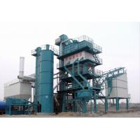 Quality 40mm Maximum Size Aggregate Asphalt Plant , 3.40M Feeding Height Highway Construction Machinery for sale