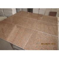Quality Tianshan Red Granite Stone Tiles Construction Material Exterior Application for sale