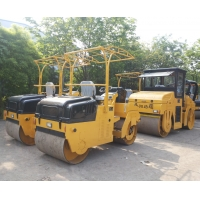 Quality Lutong Ltc3b Small Double Drum 21kw 3 Ton Road Roller for sale