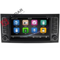 Quality Digital VW Touch Screen Radio , Volkswagen Touareg DVD Gps Navigation Player for sale