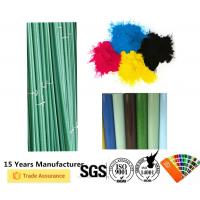 Buy Metallic Green Rebar Epoxy Coating Penetration Resistance Less Funnelled at wholesale prices