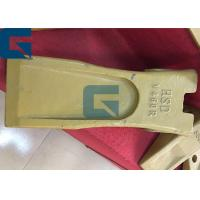 China Yellow EC460R Mini Excavator Bucket Teeth , Iron Digger Bucket Teeth on sale