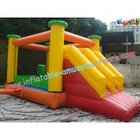 Quality 18 OZ Fire Retardant Inflatable Bouncer Slide  CE Blower For Outdoor And Indoor for sale