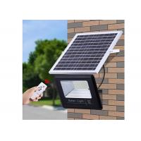 Quality Foldable Smart Power Application Led Solar Floodlight Brightness Bridgelux Spotlight for sale