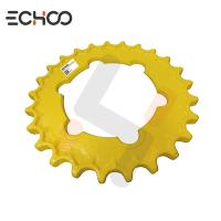 Quality 201-27-11530 Sprocket Dozer Undercarriage Parts Komatsu Bulldozer Spare Parts for sale