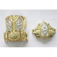 Quality PP Recycled ABS Casket Corner Church Coffin Parts , Eco Friendly for sale