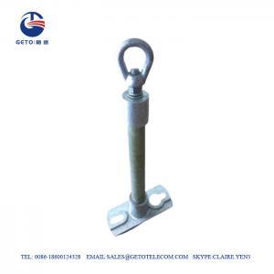 Quality Fiberglass Communication Standoff Bracket Pole Line Hardwares for sale