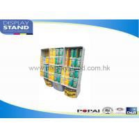 Buy cheap Customized Bottle POP Cardboard Displays Wtih Environmentally Friendly Material from wholesalers
