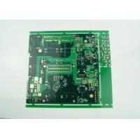 Quality Green Multilayer PCB Immersion Gold 8 Layer PCB with UL Certification for sale