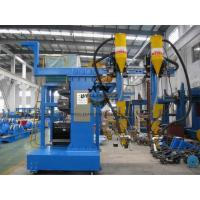 Quality Cantilever H Beam Welding Machine / Submerged ARC Welding Machine for sale