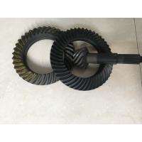 Buy Custom Ring And Pinion Gears , Spiral Crown And Pinion Gear Long Using Life at wholesale prices