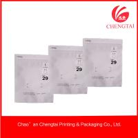 Buy Puncture Resistance Bopp / Cpp Zippered Garment Plastic Packaging For Clothing at wholesale prices