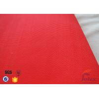 Buy Industrial Fiberglass Fire Blanket Acrylic Coated Fiber Glass Cloth at wholesale prices