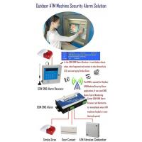 Quality GSM Outdoor ATM Machine Security Alarm for sale