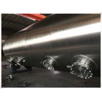 Buy 80 Gallon Vertical Air Compressor Reserve Tank Replacement For Water Treatment at wholesale prices