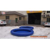 Backyard Outdoor Inflatable Kids Swimming Pools Round For Home