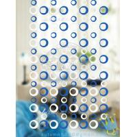 Quality CU79 Charming Modern Wholesale Fabric Curtain for sale