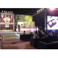 Quality Energy Saving P4.81 Outdoor Led Display Board For Stage Background Seamless Pictures for sale