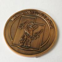 Quality Custom metal anniversary coin selection, Vintage antique bronze plated anniversary coins, for sale