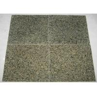 Quality Polished Surface Green Granite Stone Tiles For Home Decoration Acid Resistant for sale