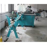 Quality PCL Stable Aluminum Flexible Duct Forming Machine with 4 decked tabbies locking for sale