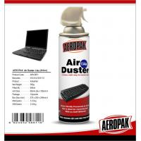 Buy Non Toxic Industrial Cleaning Products , Computer / Keyboard Air Duster Can at wholesale prices