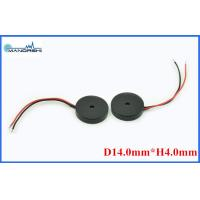 Buy Low Consumption 10V Piezo Electric Transducer 85dB Motorcycle Electronic Buzzer at wholesale prices