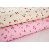 Buy Soft Floral Stretch Corduroy Fabric Cloth For Baby Children at wholesale prices